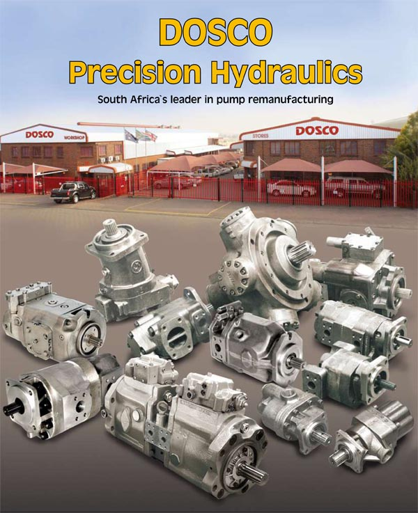 DOSCO Precision Hydraulics Profile Brochure