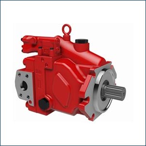 Kawasaki K3VLS Axial Piston Pump