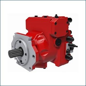 Kawasaki K8V Axial Piston Pump