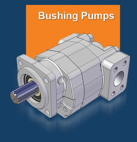 GPM Bushing Gear Pump Range