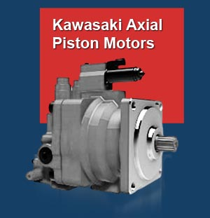 Kawasaki Axial Piston Motors