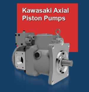 Kawasaki Axial Piston Pumps