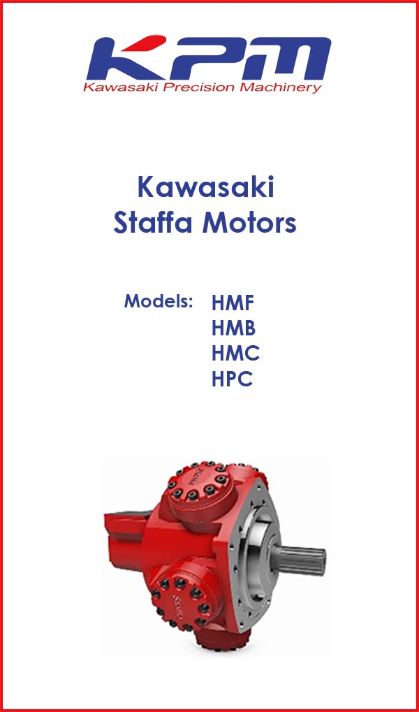 Kawasaki Staffa Motors Cover