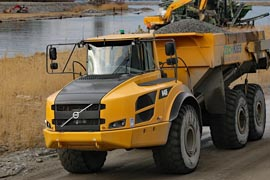Mining-Vehicle