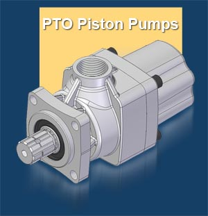 GPM PTO Piston Pump