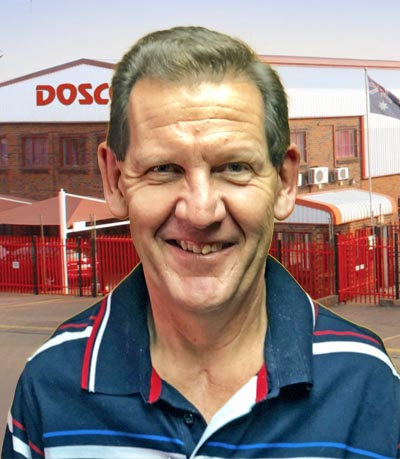 New specialist for DOSCO Precision Hydraulics