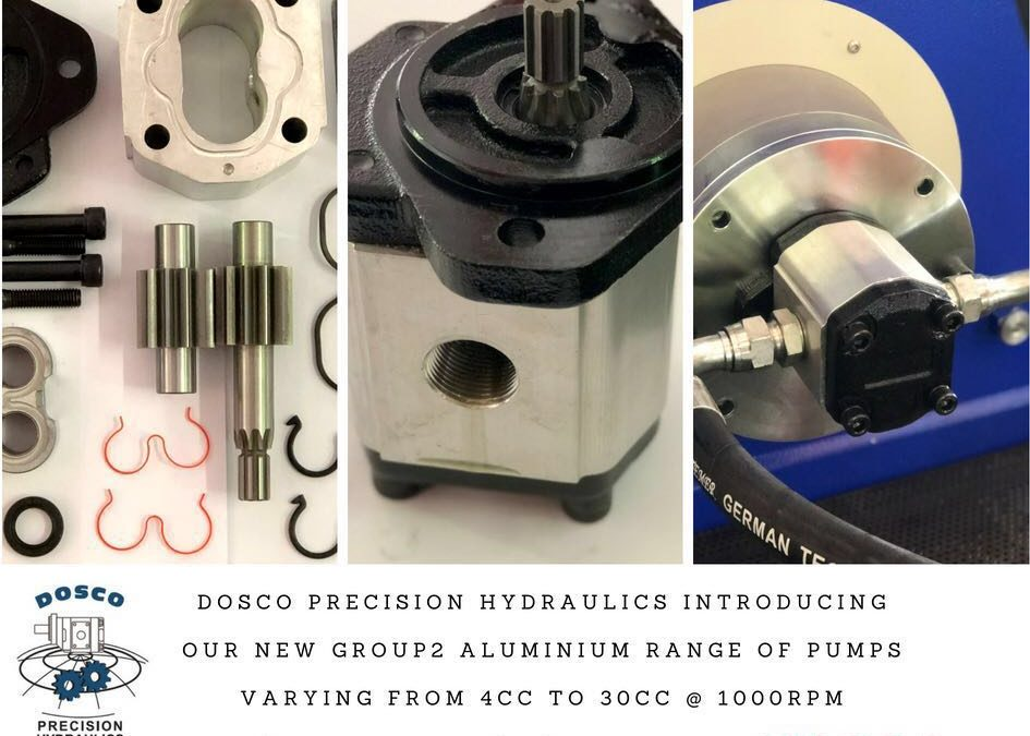 DOSCO Launches New Aluminium Pump Range