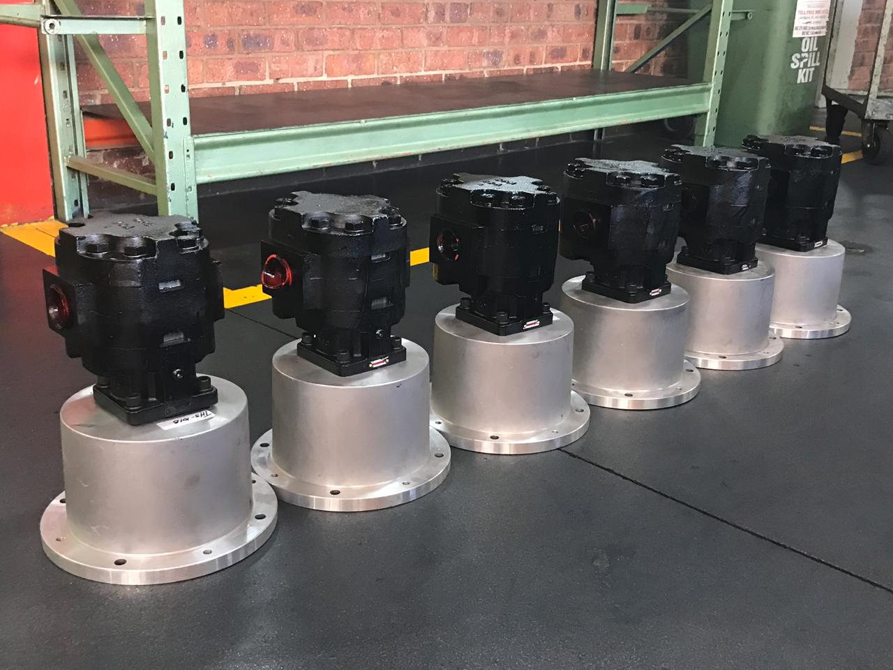 GP176 Gear Pumps and Motors