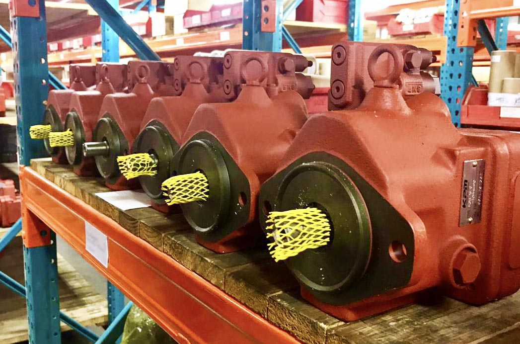 DOSCO Staffa Hydraulic Pumps and Motors
